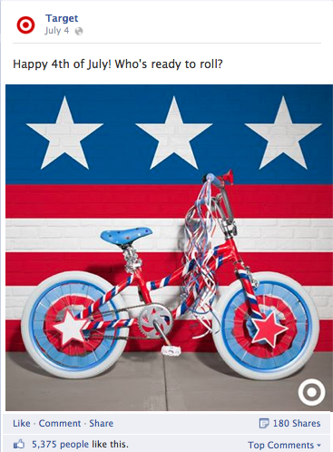 Big Brands Celebrate July 4th