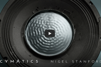 Nigel Stanford CYMATICS