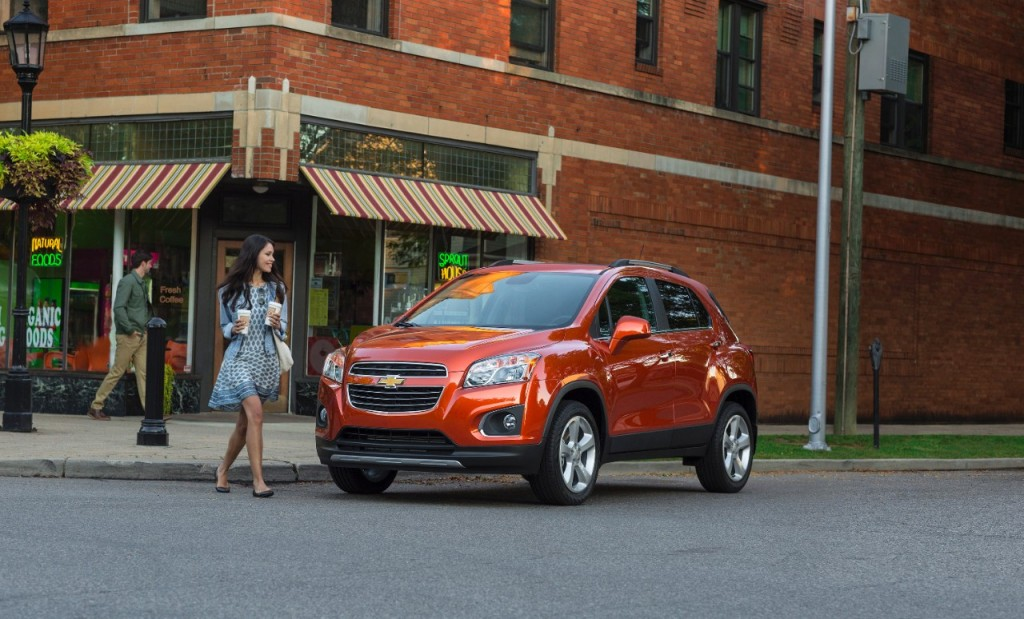 Chevrolet Trax #HiddenGems Campaign, Sink or Swim?